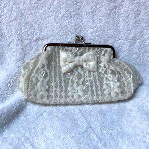 Lisbeth Dahl clutch bag